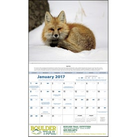 Southcentral Sportsman Appointment Calendar Branded with Your Logo