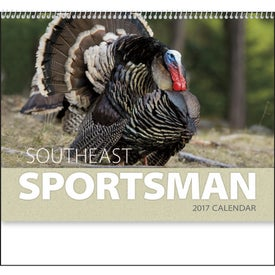 Advertising Southeast Sportsman Appointment Calendar