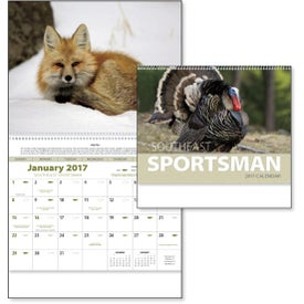 Custom Southeast Sportsman Appointment Calendar
