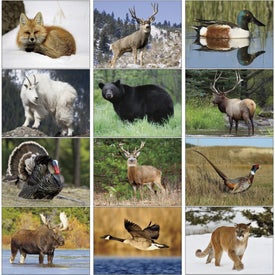Imprinted Southeast Sportsman Appointment Calendar