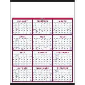 Promotional Span-A-Year Calendar