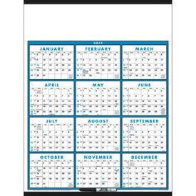 Custom Span-A-Year Calendar