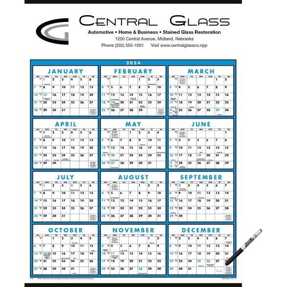 Extra Large 2016 Calendar Printable | Calendar Template 2016