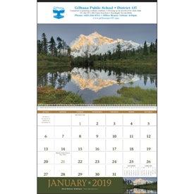 Custom American Splendor - Executive Calendar