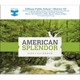 American Splendor - Executive Calendar for Your Company