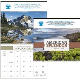 American Splendor - Executive Calendar (2021)