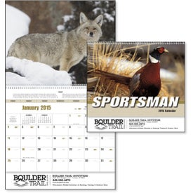 Sportsman Appointment Calendar for Your Church