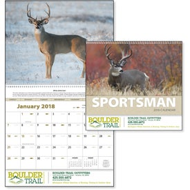 Sportsman Appointment Calendar for your School