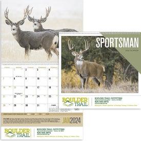 Sportsman Appointment Calendar Giveaways