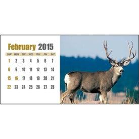 Sportsman Desk Calendar for your School