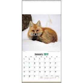 Sportsman - Executive Calendar with Your Logo