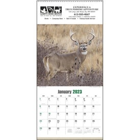 Sportsman - Executive Calendar Giveaways