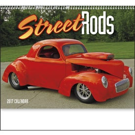 Advertising Street Rods Appointment Calendar