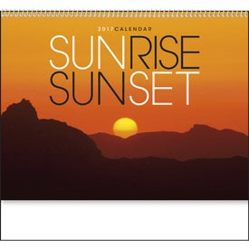 Branded Sunsets Appointment Calendar