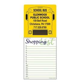 Super Size Press N Stick Shopping List