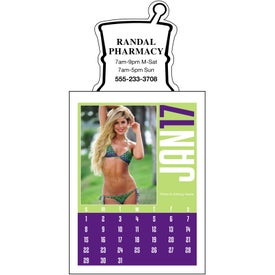 Swimsuit Stick Up Calendar for your School