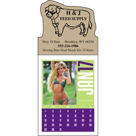 Bikini press and stick value calendar