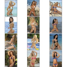 Swimsuits Executive Calendar for Advertising