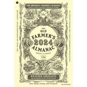 Farmers almanac products
