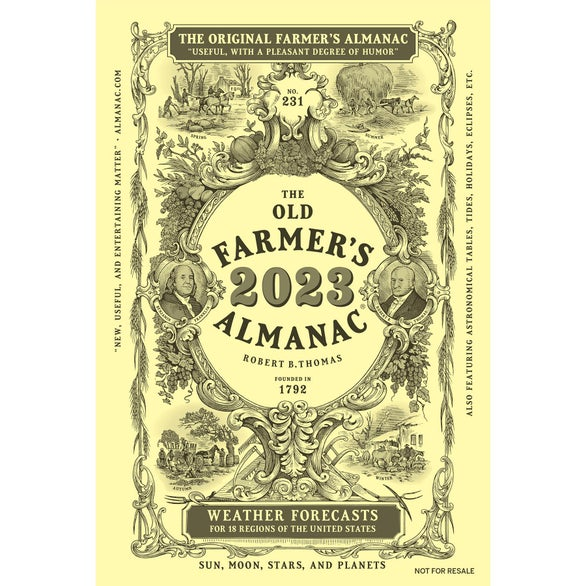 The Old Farmer Almanac 2017