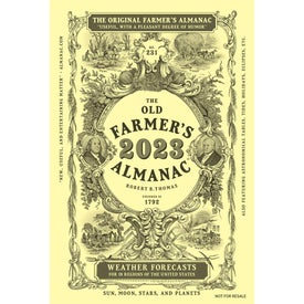 The Old Farmer Almanac 2019