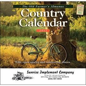 The Old Farmer Almanac Country (Stapled)