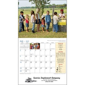 Promotional The Old Farmer Almanac Country