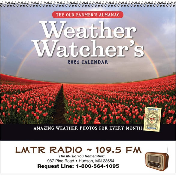 See Item The Old Farmer Almanac Weather Watcher