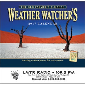 The Old Farmer Almanac Weather Watcher ( Stapled)
