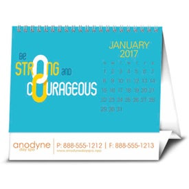 Logo Contemporary Quotes Calendar