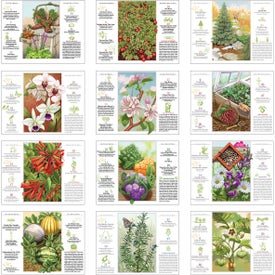 The Old Farmer Almanac Gardening Wall Calendar for Your Company