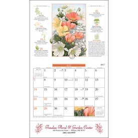 The Old Farmer Almanac Gardening Wall Calendar Printed with Your Logo