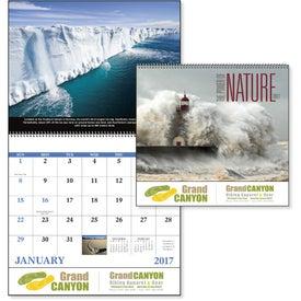 Advertising The Power of Nature - Spiral Calendar