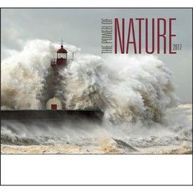 Custom The Power of Nature - Stapled Calendar
