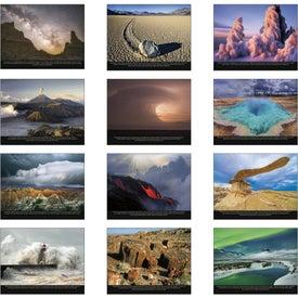 Branded The Power of Nature - Stapled Calendar