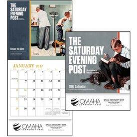 The Saturday Evening Post Mini Calendar