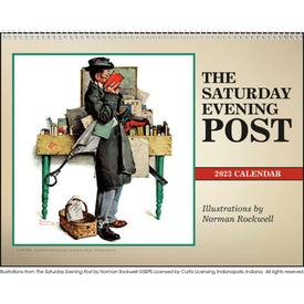 The Saturday Evening Post Executive Calendar (2021)