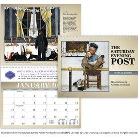 The Saturday Evening Post Executive Calendar Giveaways