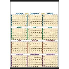 Logo Time Management Span-A-Year Calendar