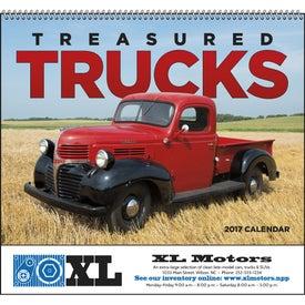 Treasured Trucks Spiral Calendar (2020)