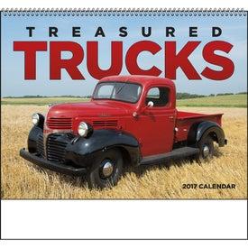 Treasured Trucks Spiral Calendar for Your Church