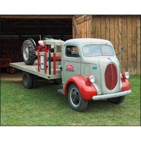 Treasured Trucks Spiral Calendar for Your Organization