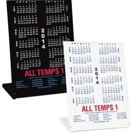 Monogrammed Two Year Calendar