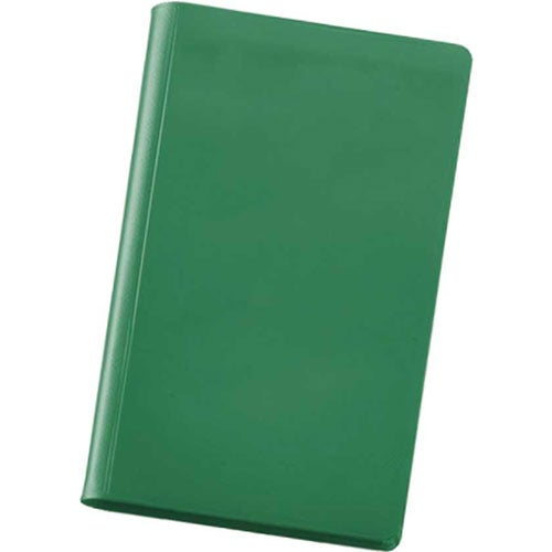 Kelly Green Value Plus Planner