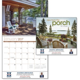 Promotional View from the Porch - Calendar