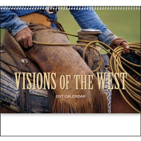 Visions of the West Appointment Calendar for Your Company