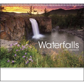 Promotional Waterfalls Appointment Calendar