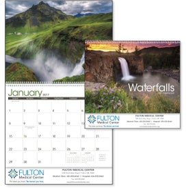 Company Waterfalls Appointment Calendar