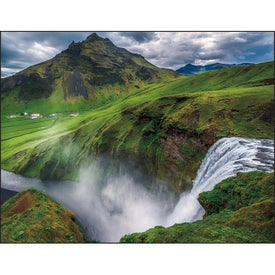 Waterfalls Appointment Calendar for Promotion
