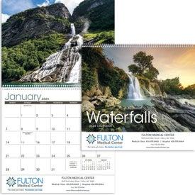 Waterfalls Appointment Calendar (2017)
